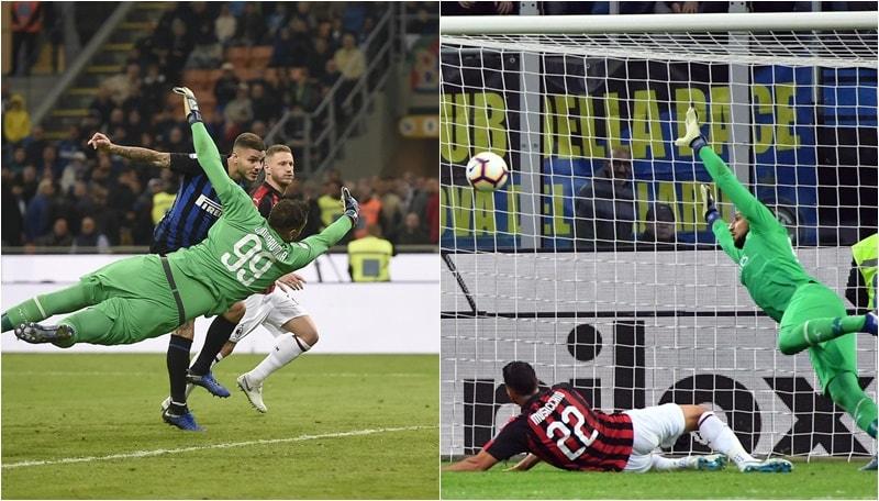 Icardi fa volare l'Inter, il Milan va ko nel recupero: il film del derby