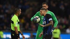 Moviola serie A, Inter-Milan: ok i gol annullati, ma sul contatto Biglia-Nainggolan...
