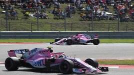 F1, Austin: Ocon e Magnussen squalificati, il nuovo ordine d'arrivo