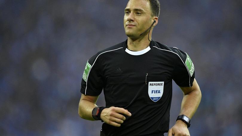 Champions League, Zwayer arbitrerà Juve-Lione