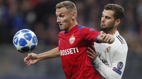 Champions: Roma, attenti a quei tre