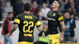 Champions: Dortmund-Atletico Madrid, gialloneri avanti a 2,50