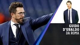 Roma-CSKA Mosca, le ultime di Guido D'Ubaldo