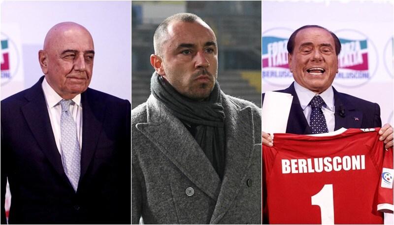 Monza, Brocchi:«Ho guadagnato stima Berlusconi». E Galliani:«Non è il suo cocco»