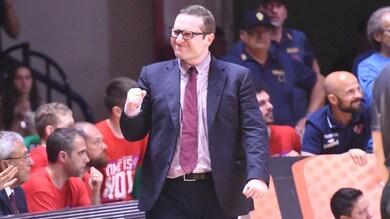 Serie A2, Marco Ramondino nuovo coach di Tortona