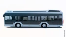 La tecnologia Toyota per un bus a idrogeno