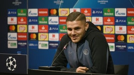 Icardi: «Resto all'Inter»