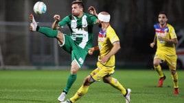 Serie C Monopoli-Catania, il recupero termina 0-0
