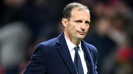 Juventus, Allegri: «Bravi ma qualche errore di troppo. Si può giocare senza Mandzukic»