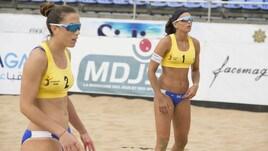 Beach Volley: in Messico solo Menegatti-Orsi Toth