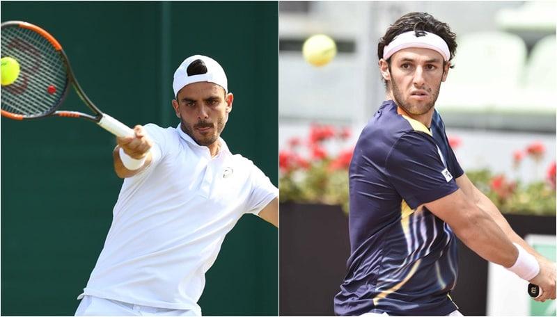 Tennis, Fabbiano ai quarti a Lizhou. Bene Travaglia a Brest