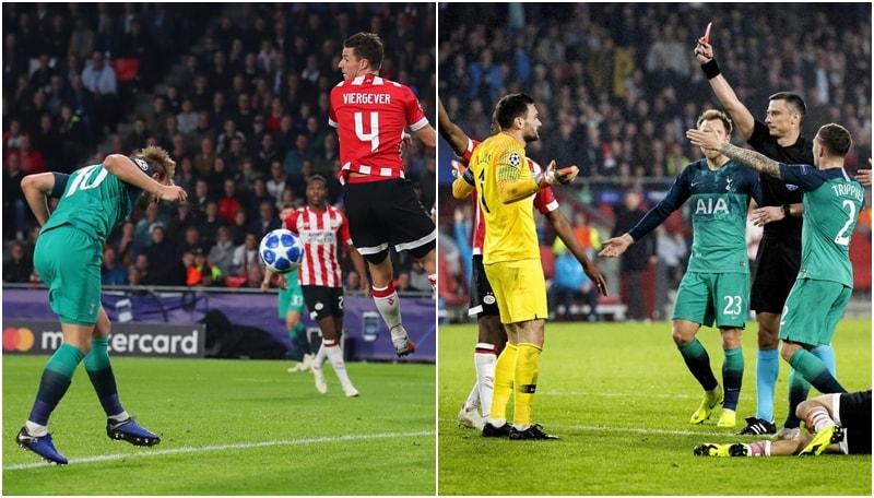 PSV-Tottenham 2-2: Kane illude Pochettino, De Jong rovina la festa agli spurs