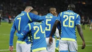 Champions League: Psg-Napoli, le emozioni del match