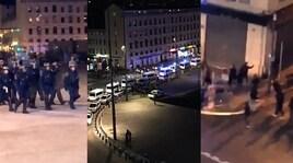 Marsiglia-Lazio, tensione e scontri nella notte: due italiani feriti