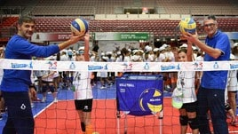 Volley: Papi e Lucchetta insieme a Genova per Gioca Volley S3 in Sicurezza