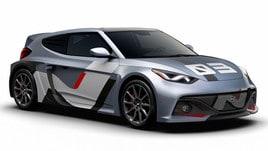 Hyundai N, arriva la supersportiva