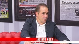 Rakuten Tv, intervista a Jacinto Roca