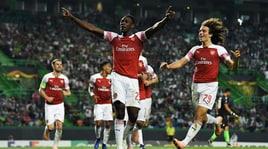 Europa League,Arsenal e Zenit vincono di misura. Bene l'Olympiacos