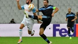 Europa League Marsiglia-Lazio 1-3, il tabellino