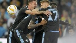 Europa League, Lazio ok a Marsiglia: la quota trionfo scende a 20,00
