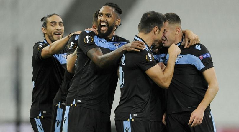 Europa League, Marsiglia-Lazio 1-3: Wallace, Caicedo e Marusic!