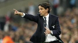 Simone Inzaghi:«Grande Lazio, ora sotto con l'Inter»