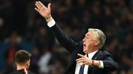 Napoli: Carlo Ancelotti, se vi piace chiamatelo genio