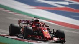 F1, Gp Messico: Vettel avanti, per Hamilton quote mondiali