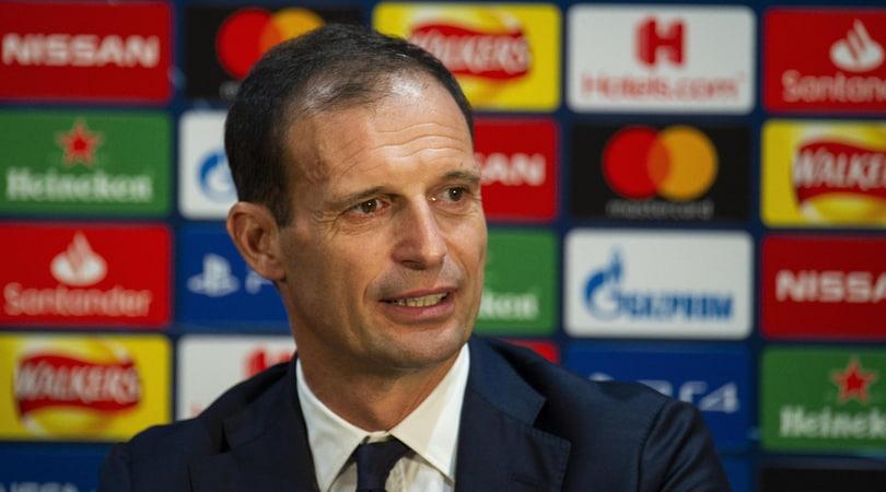 Juventus, Allegri: