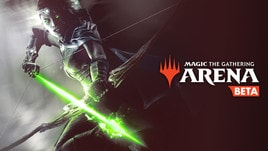 Il nuovo Magic: The Gathering Arena presente al Lucca Comics