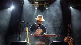 Ben Harper in concerto nella Capitale