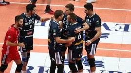 Volley: Superlega, Milano-Latina è l'anticipo della terza