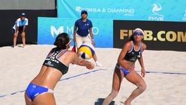Beach Volley: Menegatti-Orsi Toth in Messico si fermano al nono posto