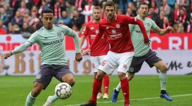 L'Hertha rallenta il Dortmund. Il Bayern torna a -2