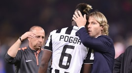 Juventus, Nedved in marcatura su Pogba:«Su di lui siamo attenti»