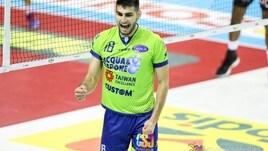 Volley: Superlega, Latina ha cuore, vittoria al quinto contro Milano