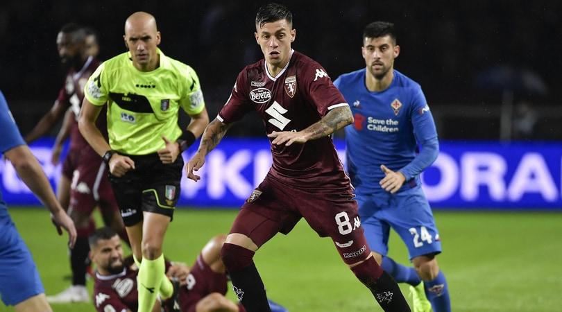 Moviola Serie A, Torino-Fiorentina: Biraghi su Belotti e Djidji di braccio, ok non dare rigore