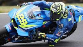 MotoGp Suzuki, Iannone: «Sono felicissimo, ho fatto il massimo»