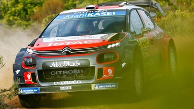 Rally di Spagna: vince Loeb davanti a Ogier