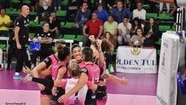 Volley: A2 Femminile, Orvieto e Sassuolo volano