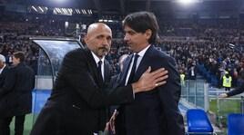 Lazio-Inter, formazioni ufficiali e diretta dalle 20.30. Dove vederla in tv