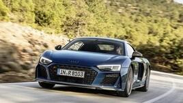 Nuova Audi R8, potenza estrema