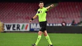 Serie A, Inter-Sampdoria affidata a Doveri. Per Roma-Bologna c'è Di Bello