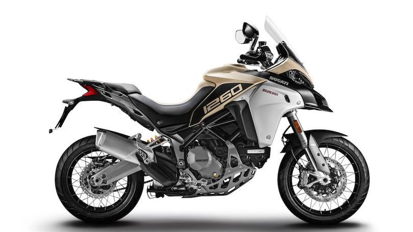 Ducati Multistrada 1260 Enduro 2019 Ecco Come Cambia Corriere
