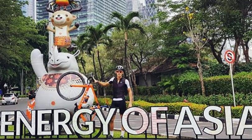 Ciclismo, è morto l'ex pro Andrea Manfredi:era sull'aereo caduto in Indonesia