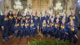 L'Italia al Quirinale da Mattarella