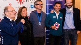 Asics Firenze Marathon, medaglia d'artista