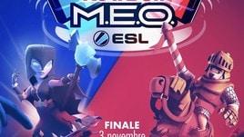 Red Bull MEO: il 3 novembre la finale al Lucca Comics