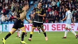 Serie A: festa doppia per un tifoso del Frosinone