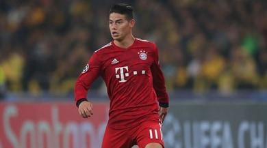 «James Rodriguez-Bayern Monaco, è rottura: c'è la Juventus»